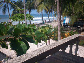 lovely beachfront apartment, provincie Guanacaste