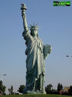 Statue à Colmar