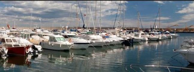 Garrucha Fishing Port