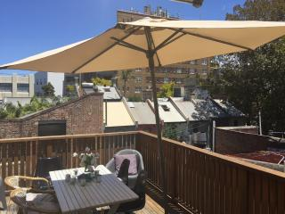 Darlinghurst location with terrace, Sídney