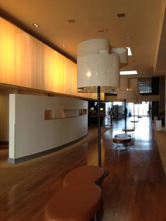 30 seconds to Novotel lounge, bar and restaurant