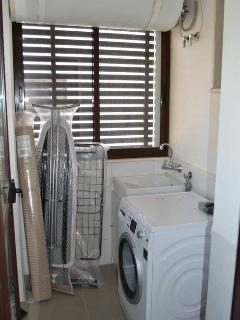 lavadora bosh y pila