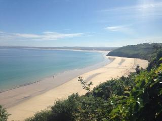 Just up from the beach..., Carbis Bay