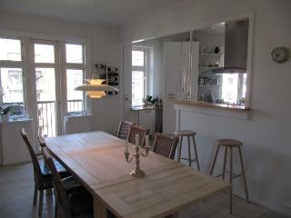 Lovely bright Copenhagen apartment at Islands Brygge