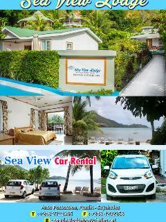 Sea View Lodge and Sea View Car Rental