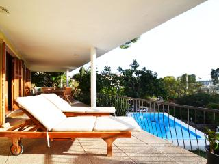 Villa Bambu at only 200mts from the beach, Palmanova