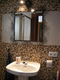 cuarto de baño en 1ª planta