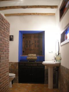 cuarto de baño en 2ª planta