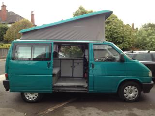 VW T4 Westfalia California Camper Van, Bristol