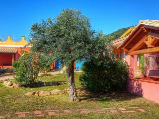 Stefano studio, in villa with garden,sea view.