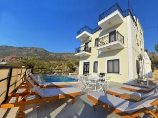 Holiday villa in Kisla kalkan,   sleeps8:  058, Kalkan