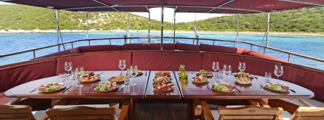 6 cabin luxury gulet turkey