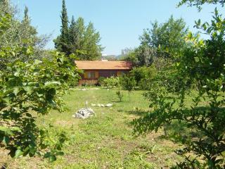 Modern bungalow near Antalya with sunny terrace, Cirali