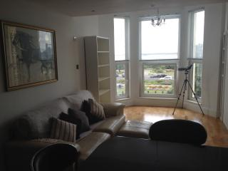 Contemporary sea front apartment with Great Views, Portsmouth