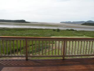 'The Sand Lake View'  Ocean House, Pacific City