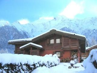 French Mountain Chalet, Les Houches
