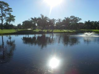 Beautiful Condo directly faced to the Pond, Bonita Springs