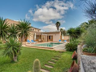 Casa Rústica en Campos con piscina SPRA