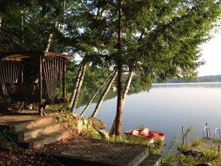 Charming Waterfront on Lake Wicwas (LAS21Wf)