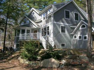 Beautifully Crafted Waterfront Lake Winni (HYN21Wc), Meredith