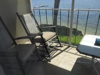 Waterfront Condo Steps from Meredith Bay (DES23B)