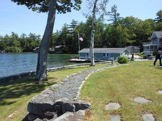 Lake Winnipesaukee Luxury Waterfront (THI132Wf), Gilford