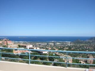 MANDELIEU - CANNES, 3 bedrooms penthouse