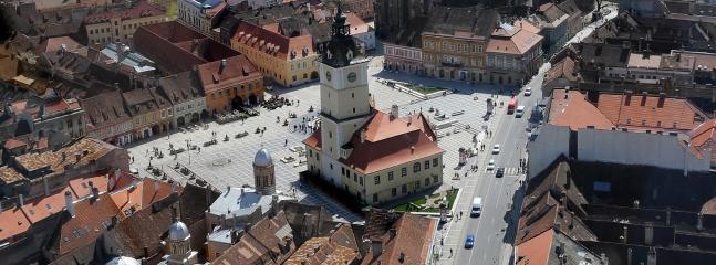 Brasov - Main Square Old Town