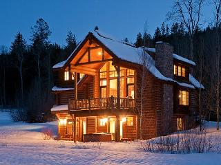4 Bedroom, 4.5 Bath Log Cabin in Teton Springs - Sleeps 10 - Full Amentities, Víctor