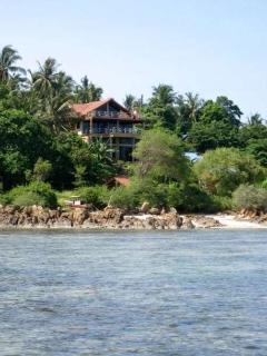 Thai Villa from Hin Kong Bay
