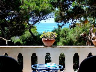 Villa Lido Burrone, house at the beach, Favignana