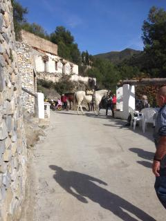 Adventure out into the mountain villages by road or on foot