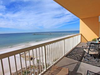 Beachfront for 8*3BR-BeachSVC-Gulf Front Master-Calypso 2-608