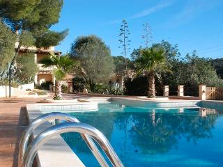 Unique Group villa in Spain 5min drive to beaches, Cunit