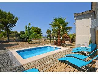 Villa  a 100 m.  playa tranquila Alcudia Mallorca, Alcúdia