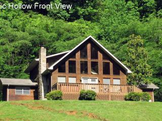4 bdrm secluded -  Majestic Hollow, Townsend
