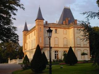 Château des Quintarets, L'Isle-Jourdain