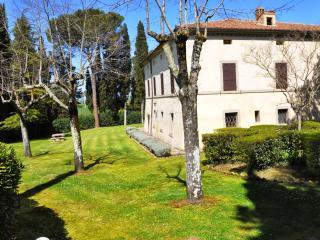 Casa Padronale, Asciano