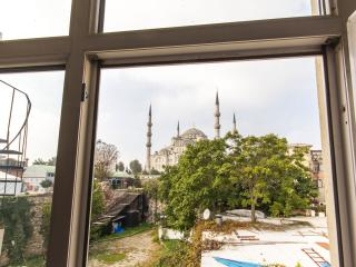 sultanahmet apartment