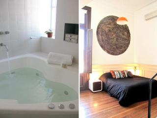 Private double room in a Bonito Boutique Hotel