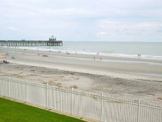 Pier & Ocean Views