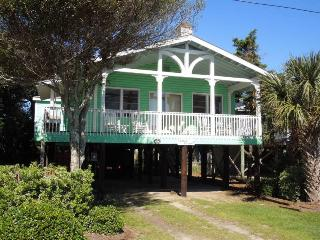 Coastal Treasure - Folly Beach, SC - 3 Beds BATHS: 2 Full