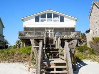 Editor's View - Folly Beach, SC - 3 Beds BATHS: 2 Full