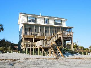 Folly 'B' Golly - Folly Beach, SC - 5 Beds BATHS: 4 Full 1 Half