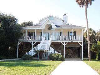 Luna-Sea - Folly Beach, SC - 4 Beds BATHS: 2 Full