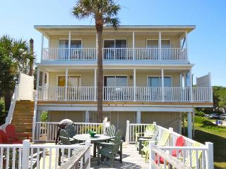 Aloha - Folly Beach, SC - 6 Beds BATHS: 4 Full