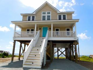 Nouveau Beach - Folly Beach, SC - 3 Beds BATHS: 2 Full 1 Half