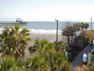 Pier Pointe Villas C102 - Folly Beach, SC - 3 Beds BATHS: 3 Full