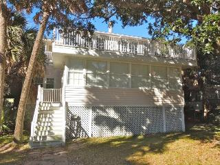 Seabiscuit - Folly Beach, SC - 4 Beds BATHS: 2 Full