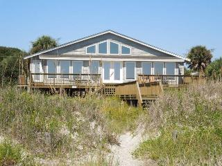 Summertime - Folly Beach, SC - 4 Beds BATHS: 4 Full 1 Half